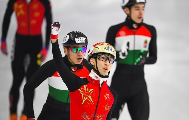 武大靖再夺年度总冠军 四单项已获冬奥满额席位