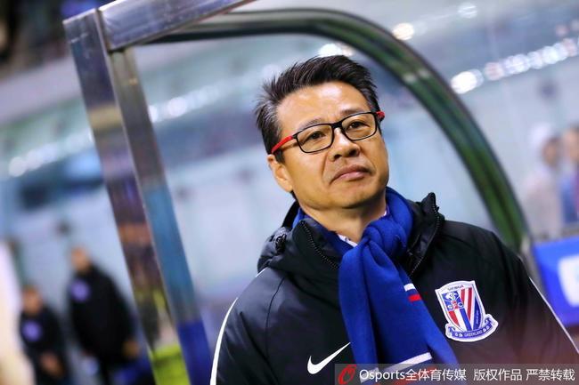 吴金贵:我历来敢用年轻球员 中国后卫都怕马丁斯