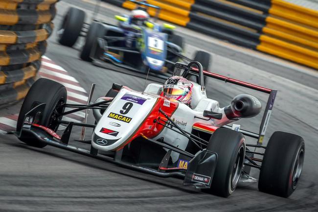 澳门格兰披治三级方程式大赛(F3)赛车