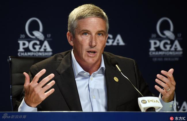 美国PGA锦标赛从八月份转到五月份