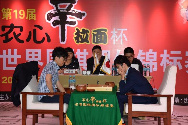 农心杯前瞻:中日图反击 陈耀烨首战便是关键