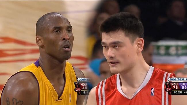 NBA季后赛6大黑哨:姚麦太憋屈 科比多次受益