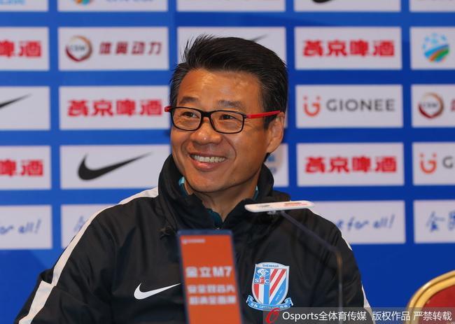 吴金贵:已做好困难的准备 将全力以赴带来好结果
