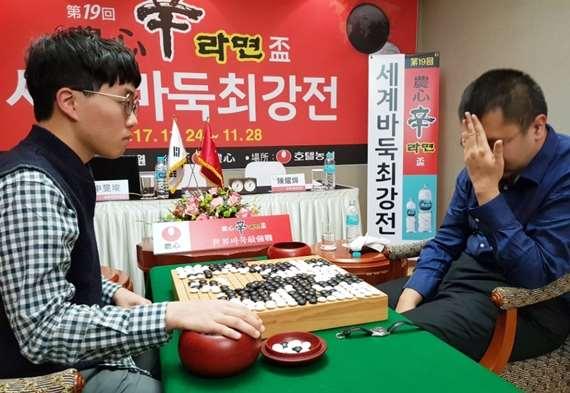 申旻埈:我想七连胜 先赢到党毅飞再说