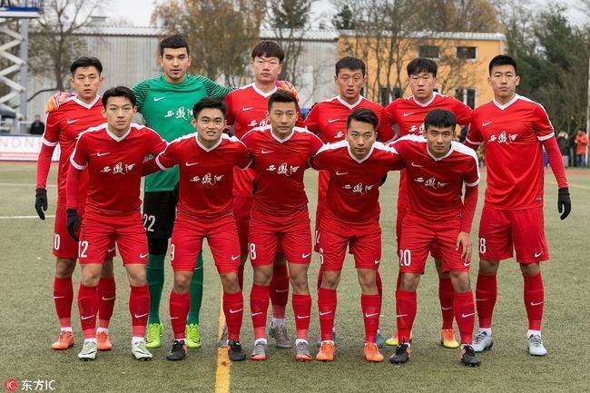 U20选拔队推迟在德系列友谊赛 推迟至2018年进行