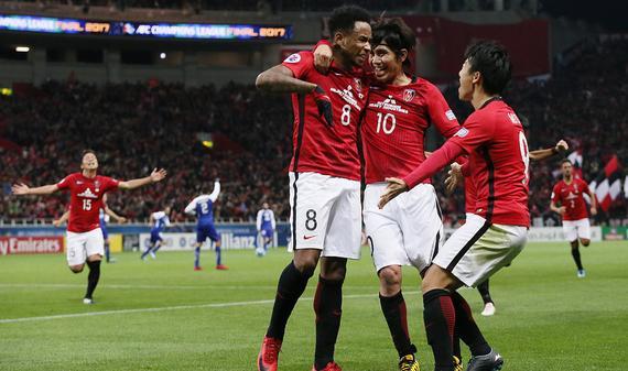 浦和总分2-1希拉尔 时隔10年再夺冠