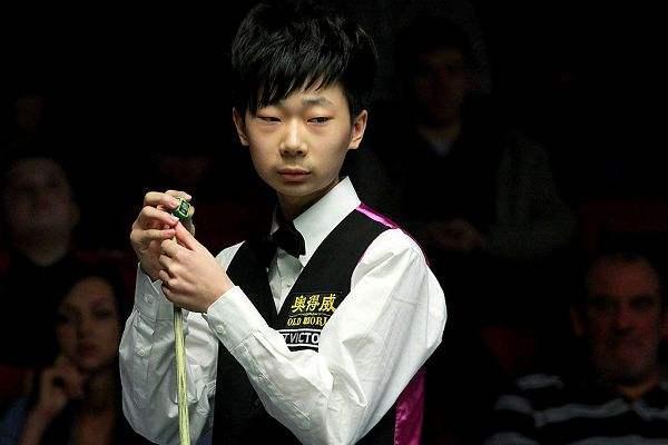 吕昊天进半决赛创造职业最佳战绩:比以前更想赢