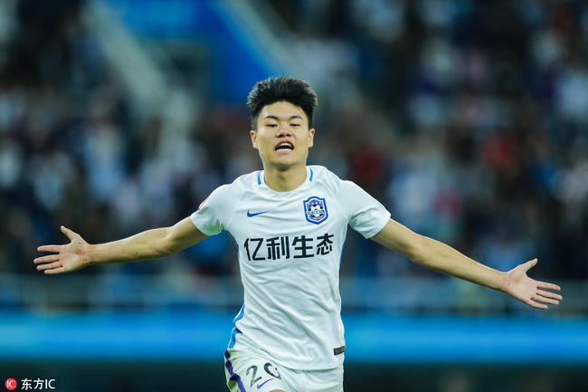 入选国足!20岁杨立瑜完美一年 施蒂利克让他更稳定
