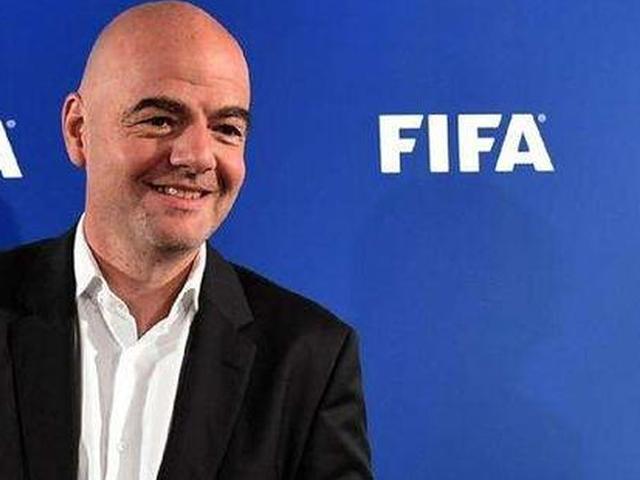 视频-足联主席因凡蒂诺:俄罗斯世界杯我已经等不及