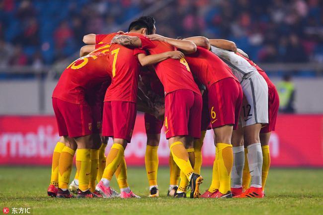 为积分中日韩都想夺东亚杯冠军 国足两问题待解