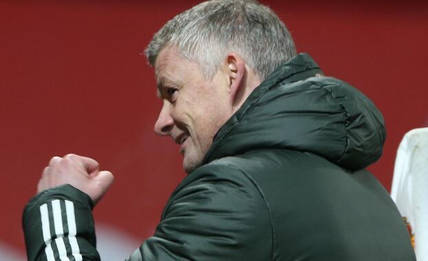 索尔斯克亚:曼联赢球很幸运 做好了争冠的准备
