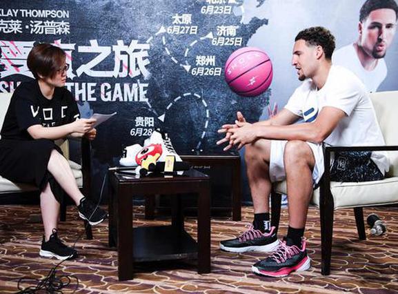 新浪NBA中国行专访汤神