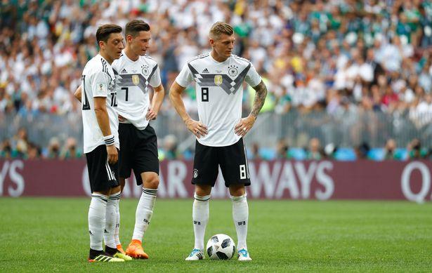 德国核心:德国输球后压力山大 已再无犯错空间