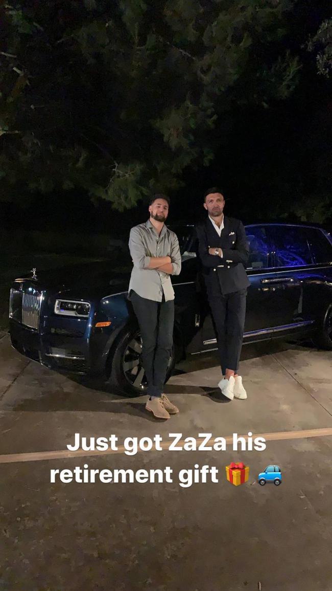 克莱和扎扎
