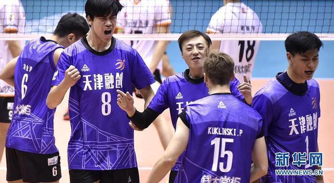 ≤复赛≥中国男排超级联赛明复赛《¨男排》 天