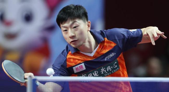 乒超联赛综合:山东鲁能男、女队均豪取八连胜