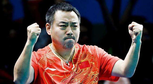 国乒将士祝贺刘国梁:实至名归 我们共同努力