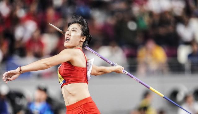 田径世锦赛女子标枪刘诗颖吕会会摘银铜 澳女将反转夺冠