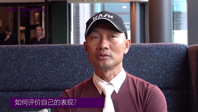 李振强:真的不容易!拿到东京奥运会参赛资格更具历史意义