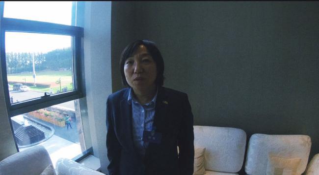 足协副主席孙雯:愿意走出舒适区接受这样的挑战