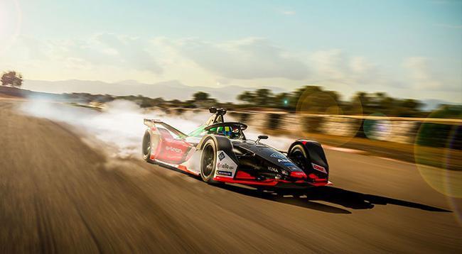 奥迪车队出征Formula E新赛季