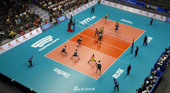 世界男排欧美仍唱主流 中国第20名亚洲排名第四