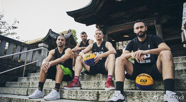 FIBA 3X3八强大师赛赛程确定