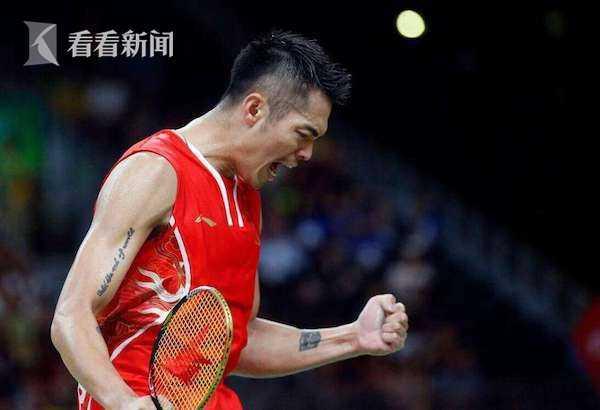 """""""非典型冠军""""林丹 与中国体育巨星时代一起落幕"""