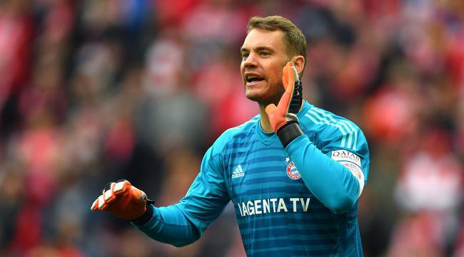 诺伊尔:利物浦虽强也有弱点