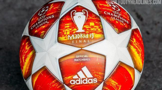 本賽季歐冠用球