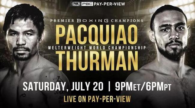 预告:2019年7月世界拳王争霸赛比赛日期及对阵