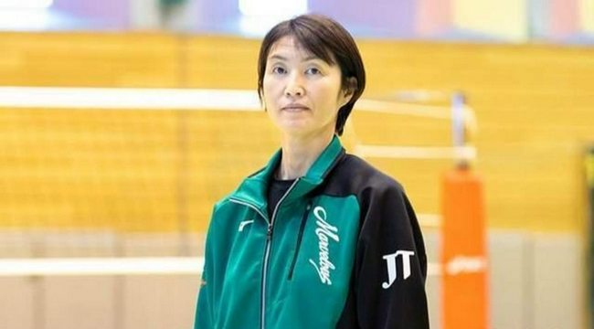 【博狗体育】日本女排主帅中田久美本月离任 继任者浮出水面