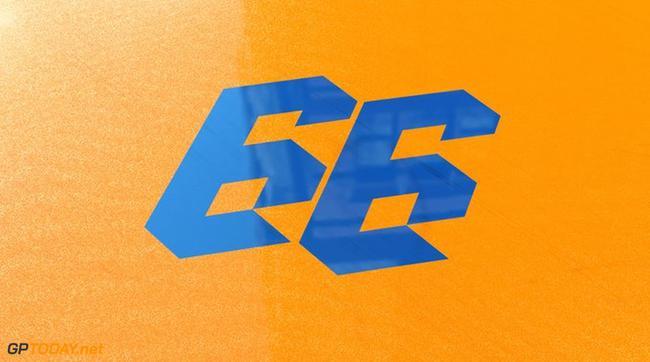 阿隆索驾驶66号赛车征战2019年印地500大赛