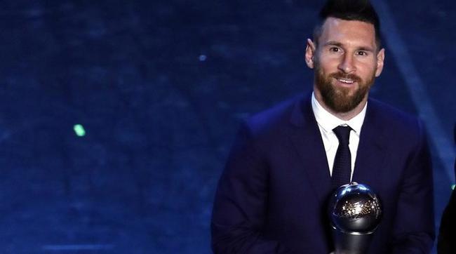 曝FIFA取消今年世界足球先...