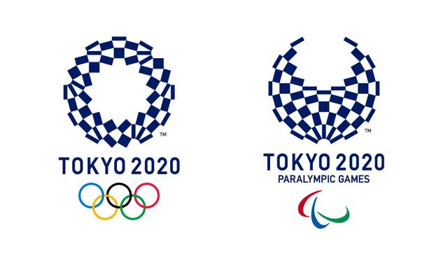 东京2020奥运会和残奥会会徽