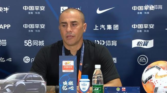 卡帅:每天跟韦世豪屁股后面 他能为中国足球做贡献