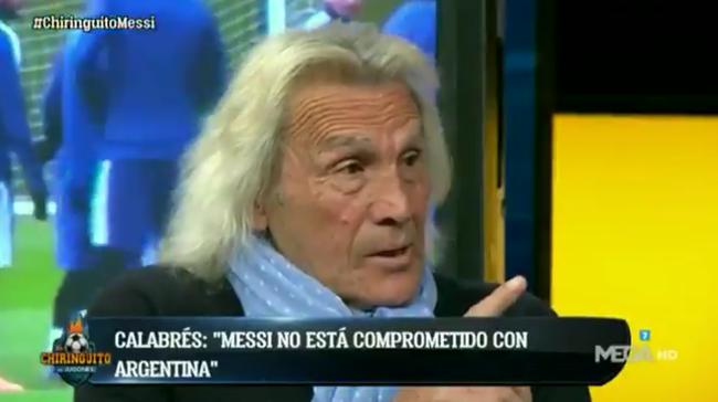 阿根廷名宿加蒂对梅西也横加指责