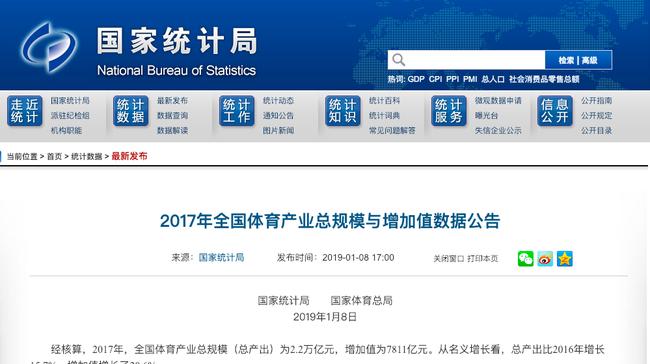 2017年全国新金沙平台产业总规模为2.2万亿元