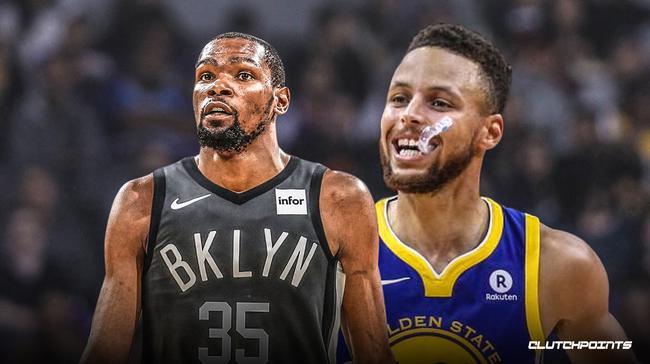 Curry:為KD加盟籃網感到高興,和他一樣對外界壓力有同感,會永遠記得這3年!