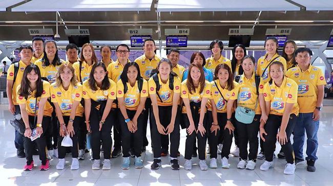 泰国女排亚锦赛14人名单:奥努玛普莱姆基特领衔