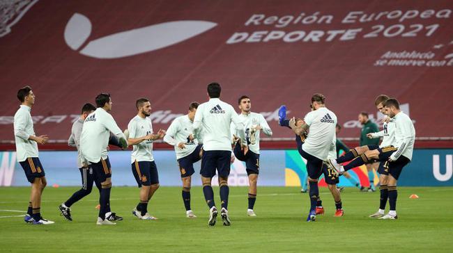 欧国联西班牙vs德国首发:莫拉塔PK维尔纳萨内