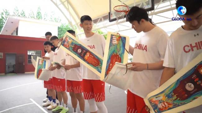 3X3国家集训队开训仪式 姚明发言勉励球员