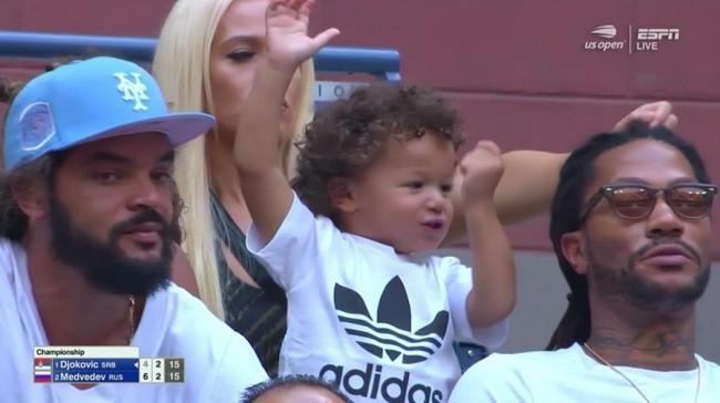 羅斯諾阿現身美網男單決賽 他爹這項目是傳奇