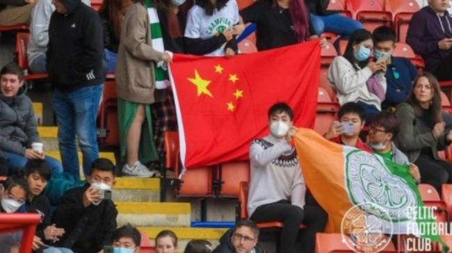 凯尔特人女足官方感谢中国球迷:感谢你们的到来