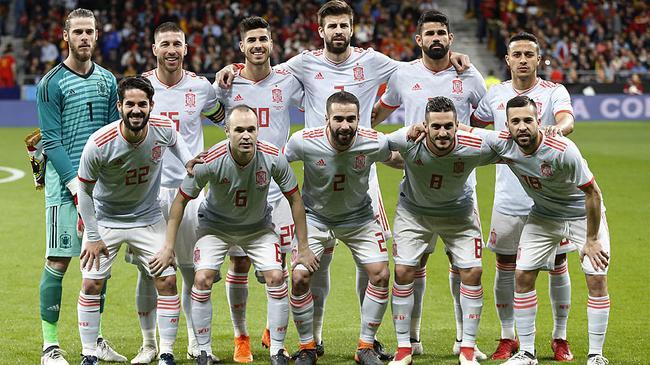 西班牙夺世界杯奖金曝光 每名球员重奖80万欧