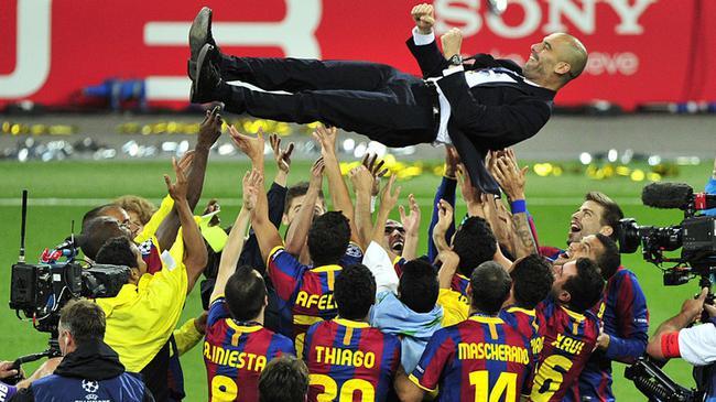 瓜帅上一次夺冠,还是2011年