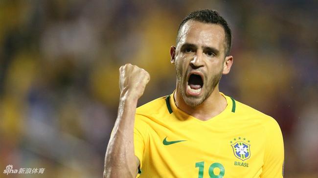 国安队长:内马尔也问中国情况 巴西世界杯必夺冠