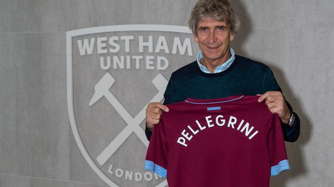 英超球队宣布佩工执教签约三年 英媒曝年薪500万
