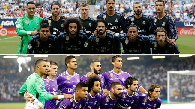 2017年皇马最后一轮首发跟欧冠决赛首发图片
