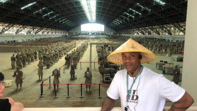 马布里参观兵马俑:体会中国文化是渴望的成长天成娱乐注册